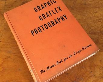 1944 Graphic Graflex Photography Book