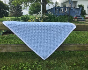 Crochet Baby Blanket - Perfect for Newborns!
