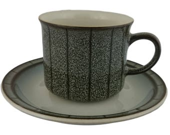 Saturn by Denby Cup & Saucer Duo
