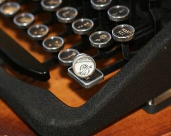 Pisces Typewriter Key Pin