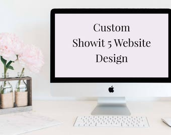 Custom Showit 5 Website Design