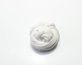White Bead Slime, Butter Slime, Foam Bead Slime, Glossy Slime, Stretchy Slime, White Butter Slime, Spreadable Slime, Birthday Cake Slime