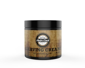 Luxurious Shaving Cream