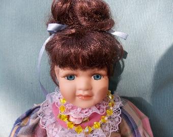 Porcelain doll for adoption - November