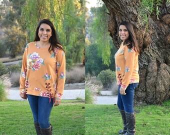 Fireside PDF Sewing Pattern Women Sizes XS-XXXL