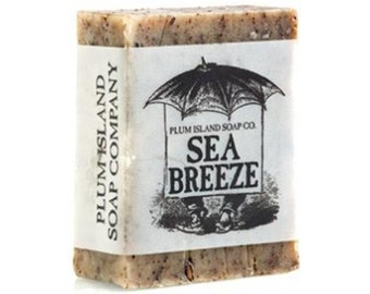 Bar Soap: Sea Breeze by Plum Island Soap Co