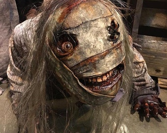 "Creepy Lifesize Halloween Prop ""Pet"""