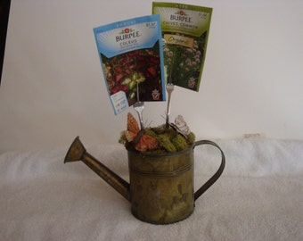Antiquish Watering Can