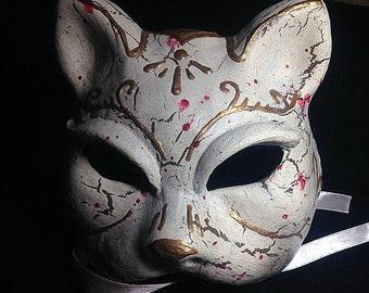 Bioshock Cat Splicer Inspired Mask