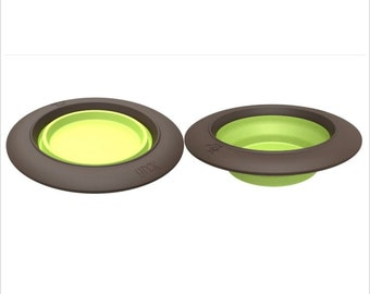 Sip N Play Collapsible Bowl Flying Disc