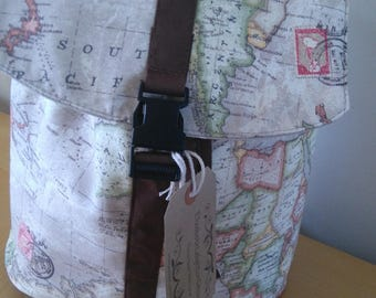 backpack maps racksack