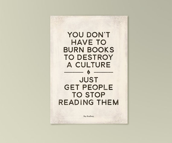Fahrenheit 451 Quotes About Burning Books With Page Numbers: Ray Bradbury Fahrenheit 451 Dystopian Sci Fi