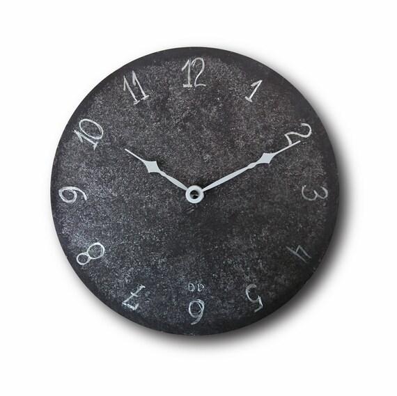 horloge murale petite d coration maison accessoires de. Black Bedroom Furniture Sets. Home Design Ideas