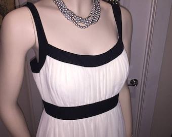 Vintage S L Fashions Summer Dress