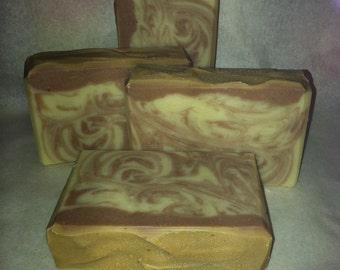 Brown Sugar Fig Type Handmade Soap