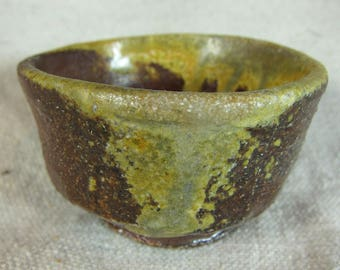 Guinomi - Woodfired - sake cup - shot glass - tea cup