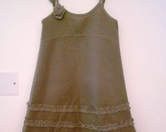 Bohemian dress size 4t
