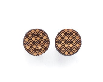 Everyday earrings - cute studs  - earrings for work - small studs - gift for her - gifts under 25