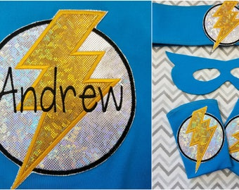 SUPERHERO CAPE - Super Hero Cape - Personalized Cape - Boy Cape - Photo Prop - Superhero Birthday - Kid Cape - Kids Gift - Superhero Costume