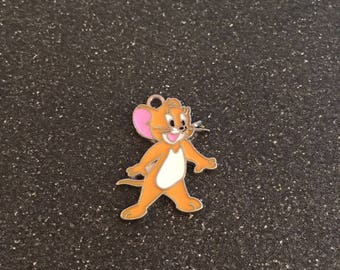 Jerry from Tom & Jerry charm