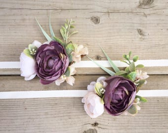 Blooming Wrist Corsage