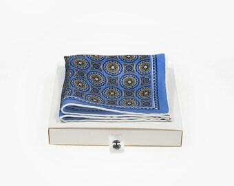 de MORÉ - Yantra Pocket square