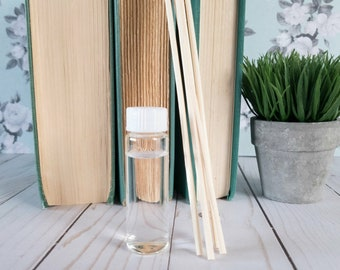Diffuser Oil and Reed Refill | Book & Movie Scents | Fragrance Oil | Floating Starlights