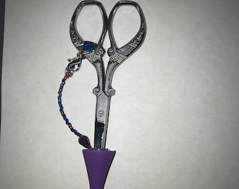 Scissors Fob and Point Protector