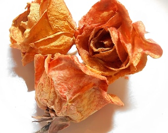 ROSE GOLD WEDDING Real Roses, Metallic Gold Edible Flowers, Matching Freeze Dried Rose Petals, Weddings, Cake Toppers, Cake Flowers