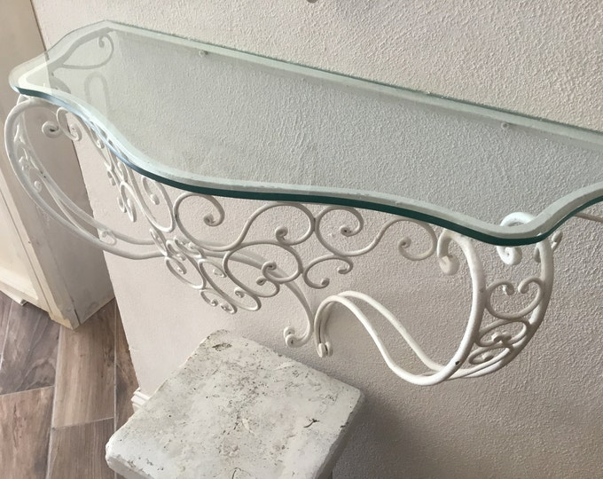 Liberty style console table