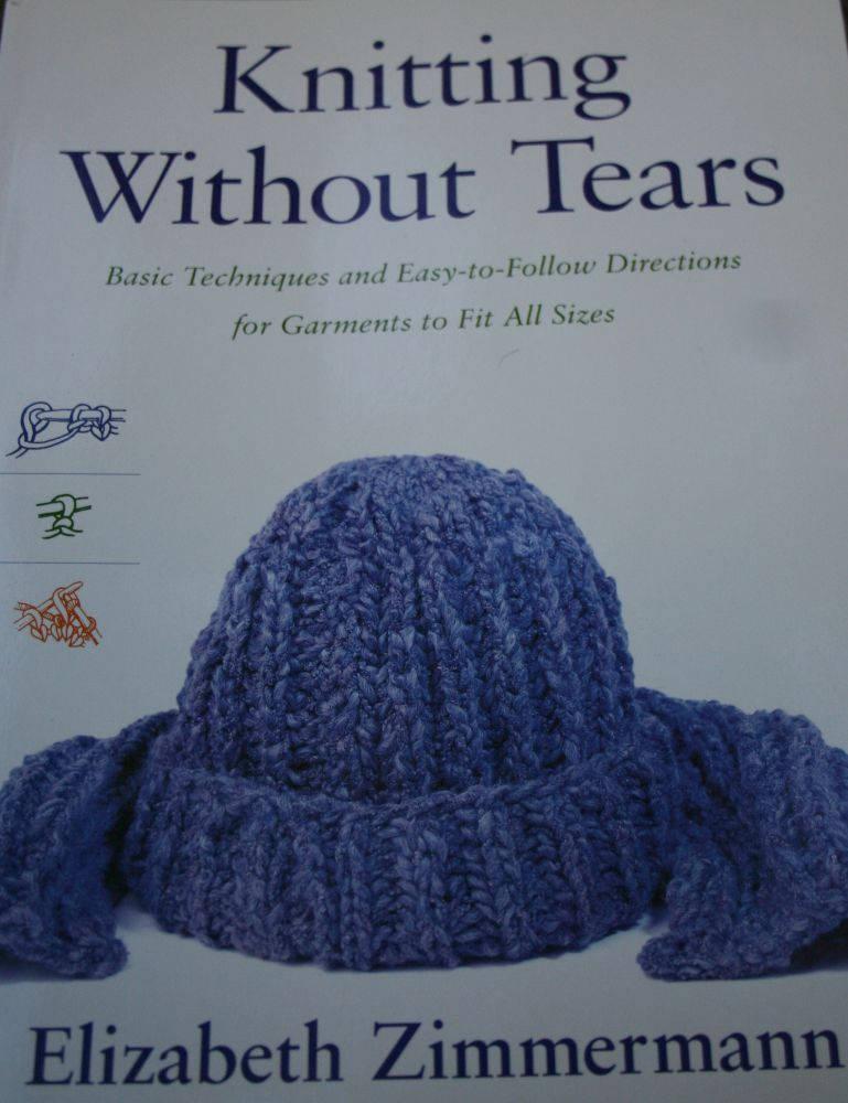 Strickmuster stricken ohne Tränen von Elizabeth Zimmermann