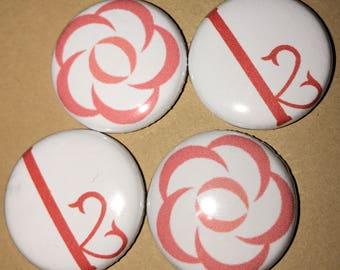 Gorean Symbol Pins