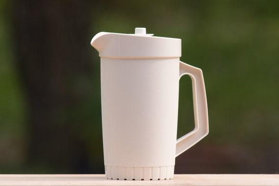 Kühlschrank Krug : Tupperware creme krug 70er jahre frankreich hermetischen
