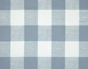 Blue Curtain Valance, Blue Country Valance,Blue Check Curtain, Blue & White Curtain, Blue Valances, Blue Check Window Treatments