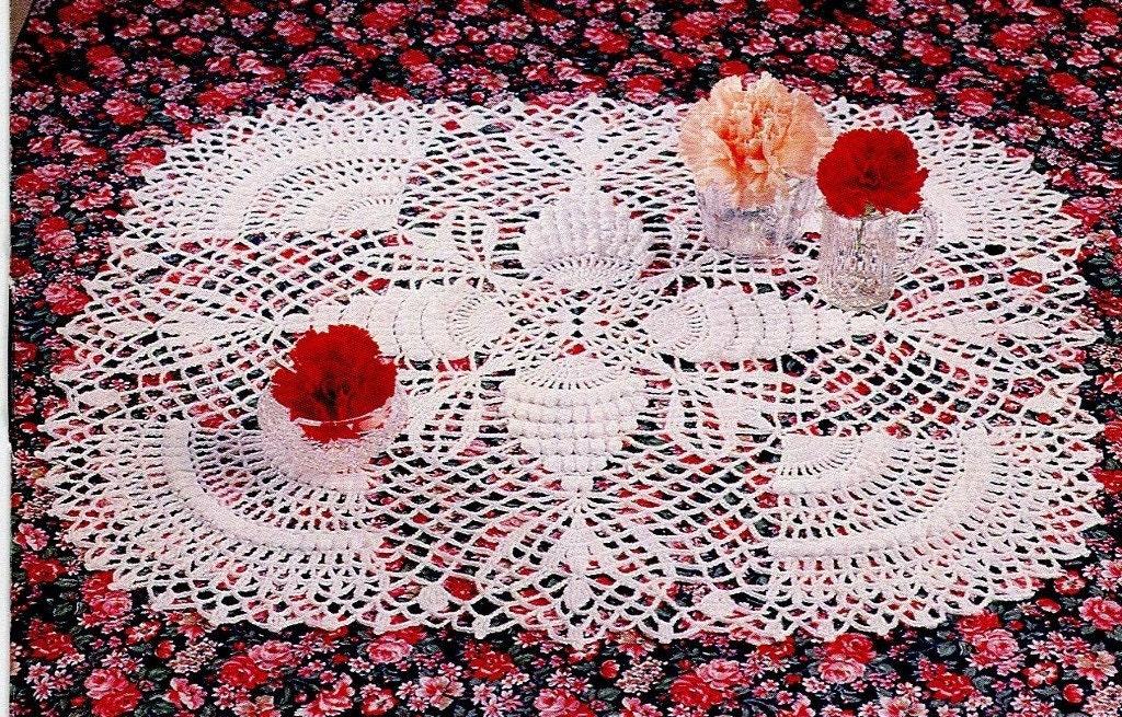Magnífico Libros Electrónicos Patrón De Crochet Libre Foto - Manta ...
