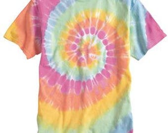 Tye Dye Swirl Tee Shirt