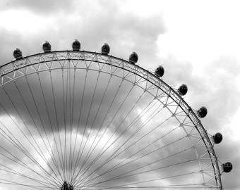 London Eye, Unique Art, Fine Art Photography, Joy, Gift, Trending