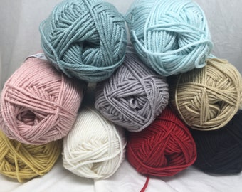 SUPER SALE! Baby Cashmerino by Debbie Bliss