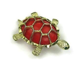 Gerry's Turtle Brooch