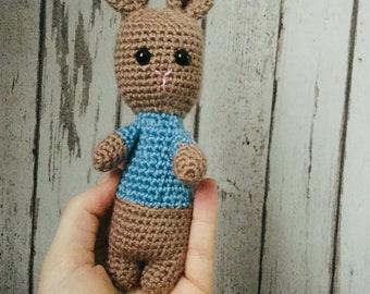 Peter rabbit crochet