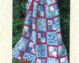 Sale Chloe's quilt pattern by the Franklin Quilt Company