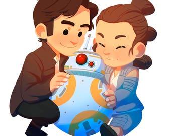 Star Wars Stickers 1