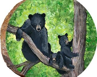 Three Bears in a Tree - DAB004