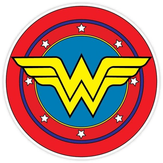 Wonder Woman Spare Tire Cover