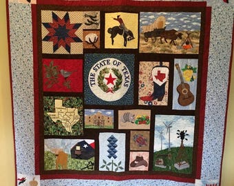 Texas Treasure Quilt
