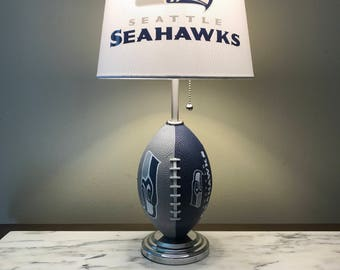NFL Seatte Seahawks Hanging Drum Lamp Shade Pendant
