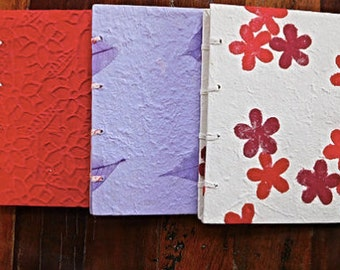 Thai Saa Paper Notebooks