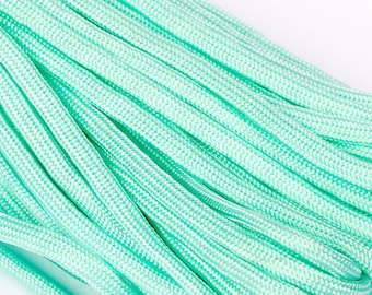 "Paracord ""turquoise"" 4mm by 5 metres"