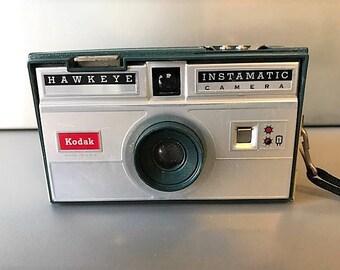 Cool Vintage Kodak Hawkeye Instamatic - We specialize in Vintage Cameras- Take a Look