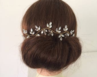 Bridal Hair Vine, Bridal Headpiece